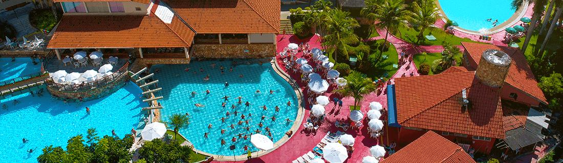 Hotsprings B3 Hotels – Seu hotel em Caldas Novas