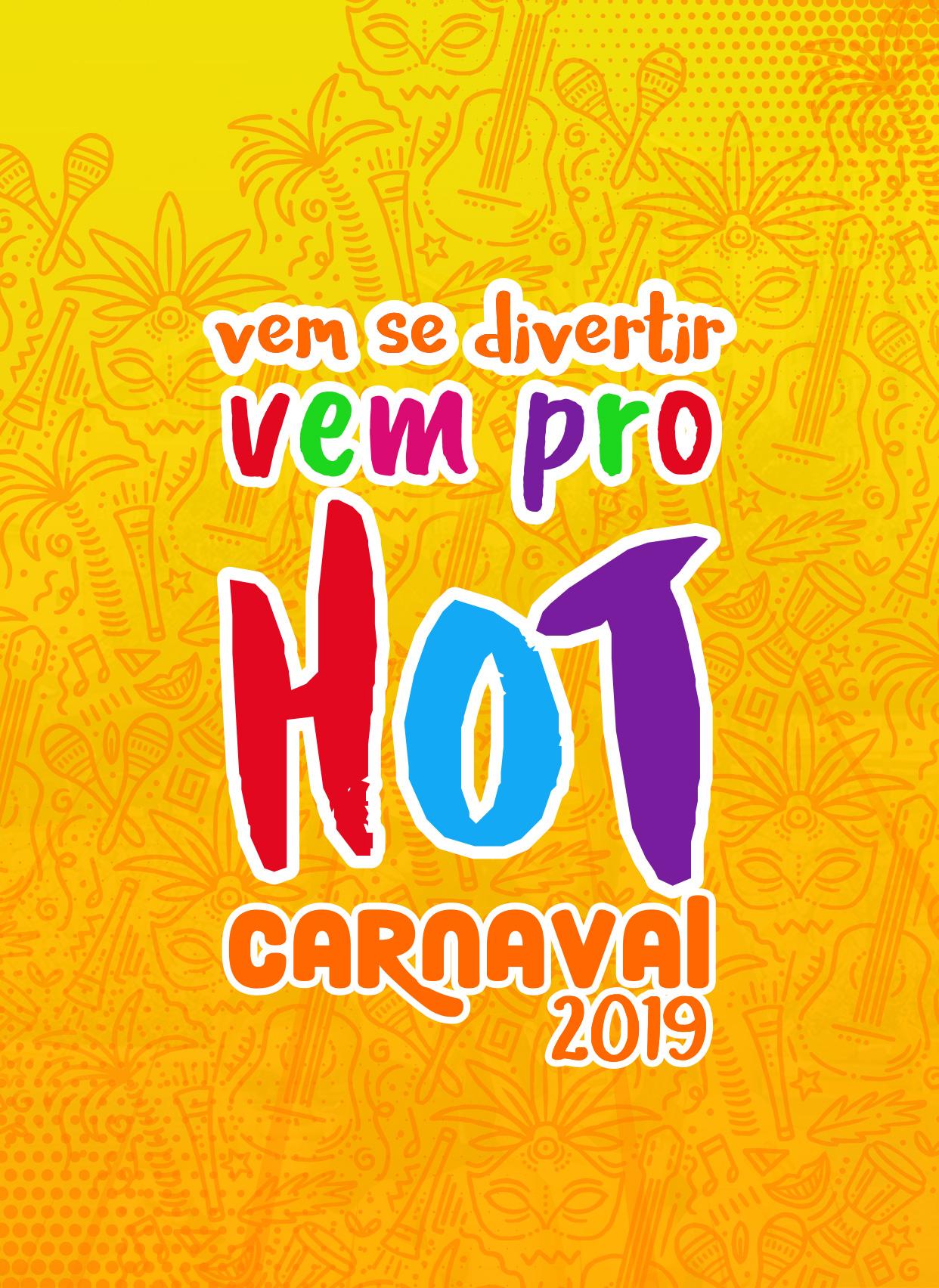 Carnaval em Caldas Novas 2019